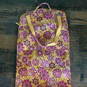 Vera Bradley Garment Bag (NWOT)